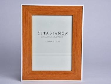 Akay Seta Frame Modern Wooden 13*18 Cm Renkli